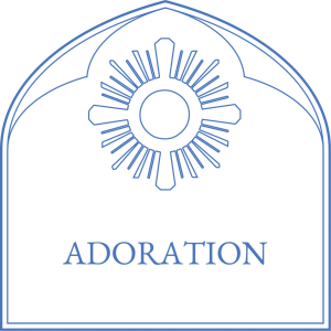 St. Mary's Cathedral - Adoration